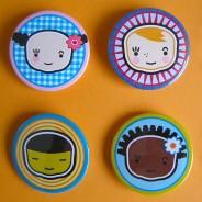 Originele buttons binnenkort in de webshop